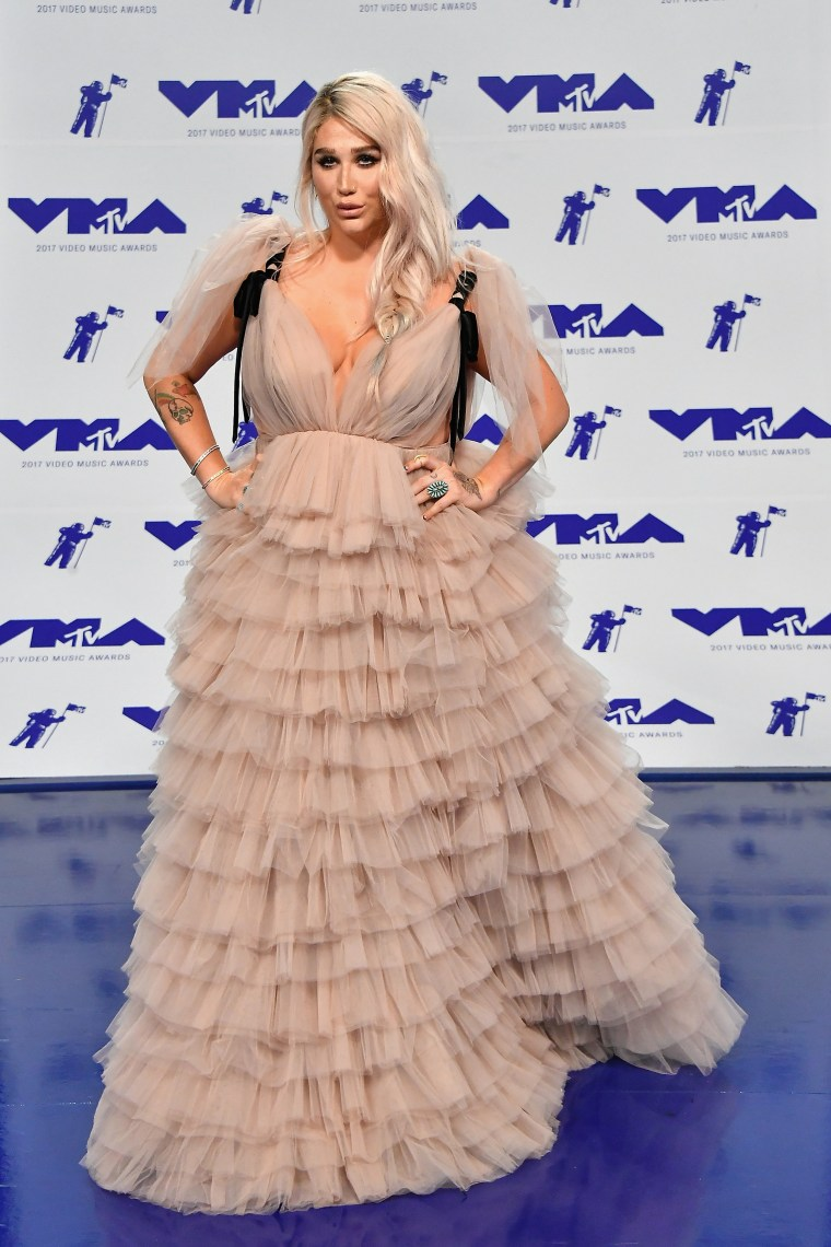 Kesha MTV Video Music Awards - Arrivals