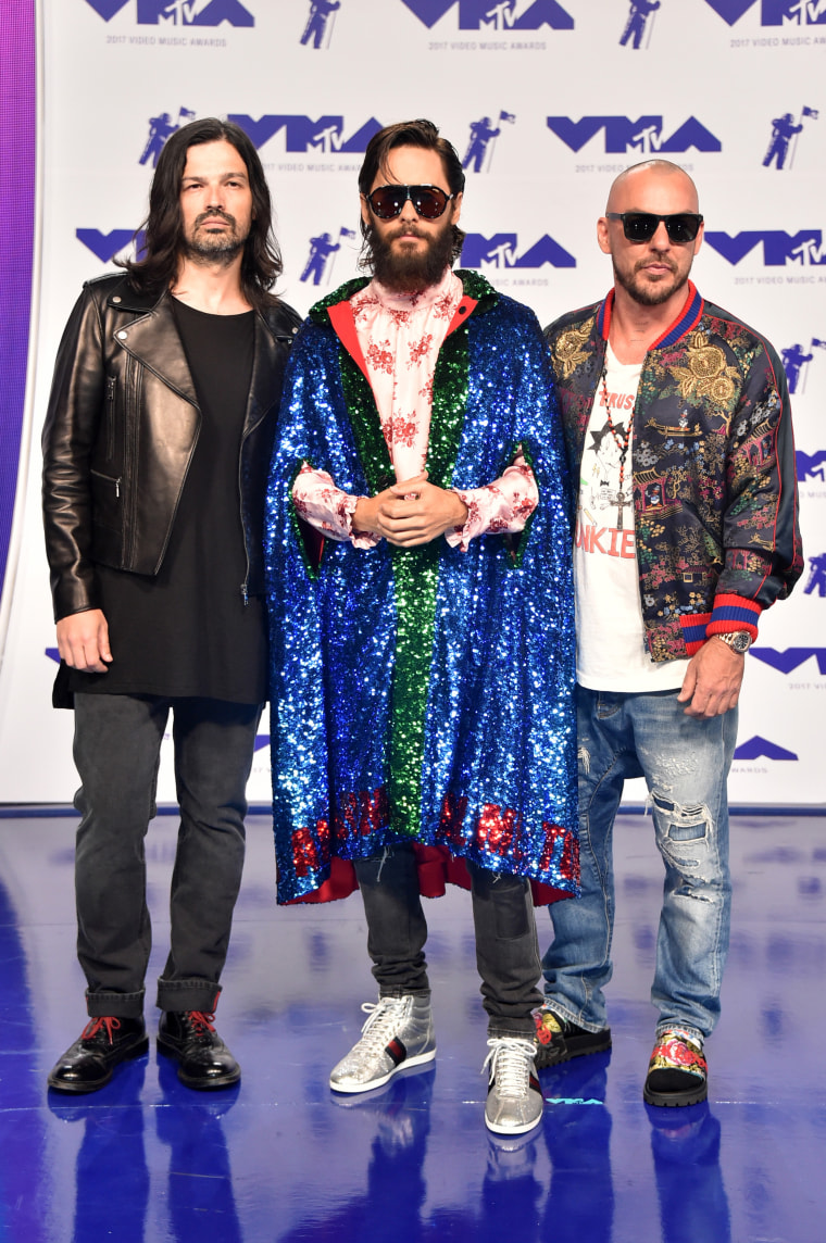Jared Leto MTV Video Music Awards - Arrivals