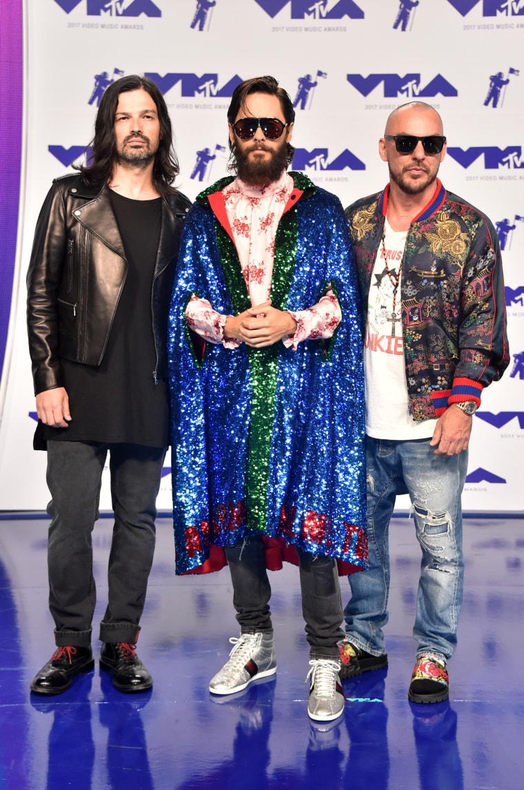 Jared Leto MTV Video Music Awards - Arrivals