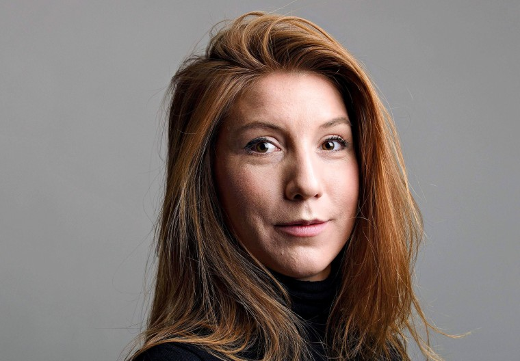 Image: Swedish journalist Kim Wall