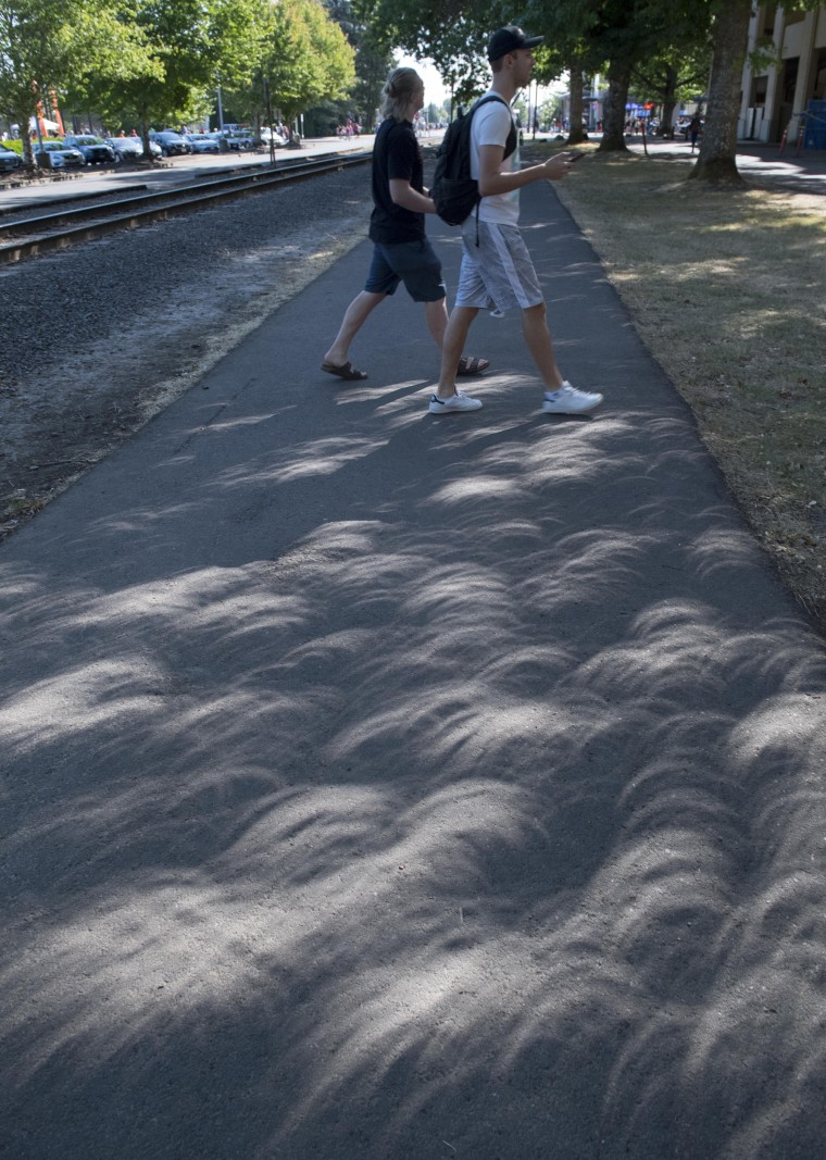 Image: Solar Eclipse 2017