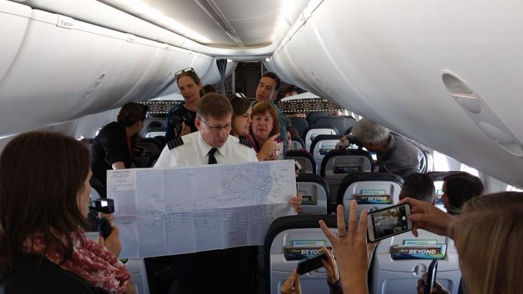 IMAGE: Alaska Airlines fleet Capt. Brian Holm