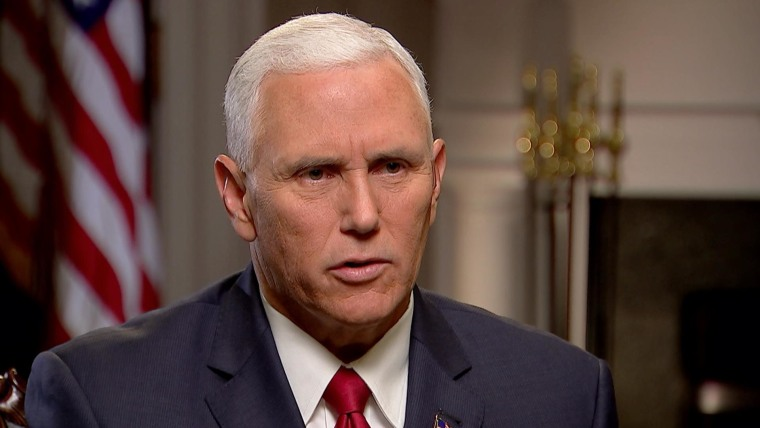 IMage: Vice President Mike Pence