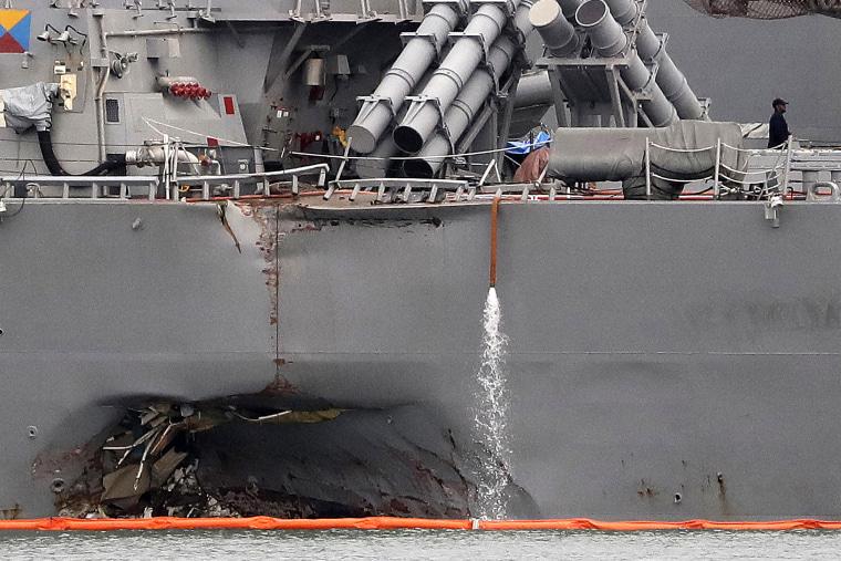 Image: USS John McCain