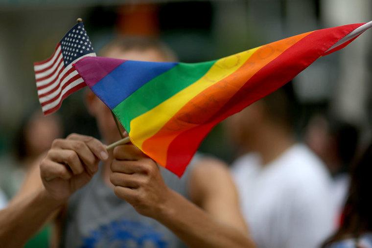 LGBTQ Couples Challenge Florida Ban On Same-Sex Marriage