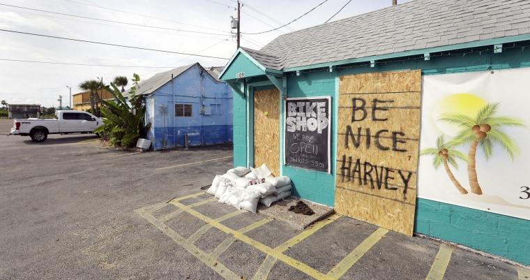 Image: Hurricane Harvey Prep
