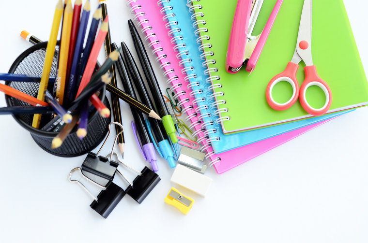 Image: Stationery and Note Pad
