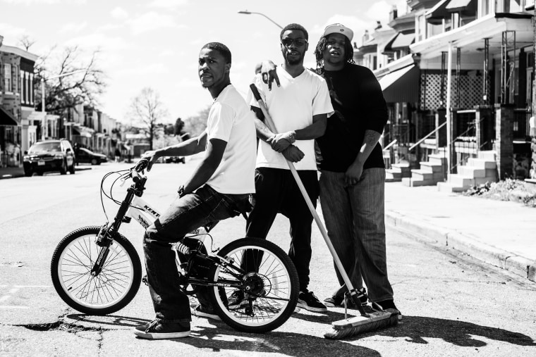 """Image: An image from """"A Beautiful Ghetto"""" by Devin Allen"""