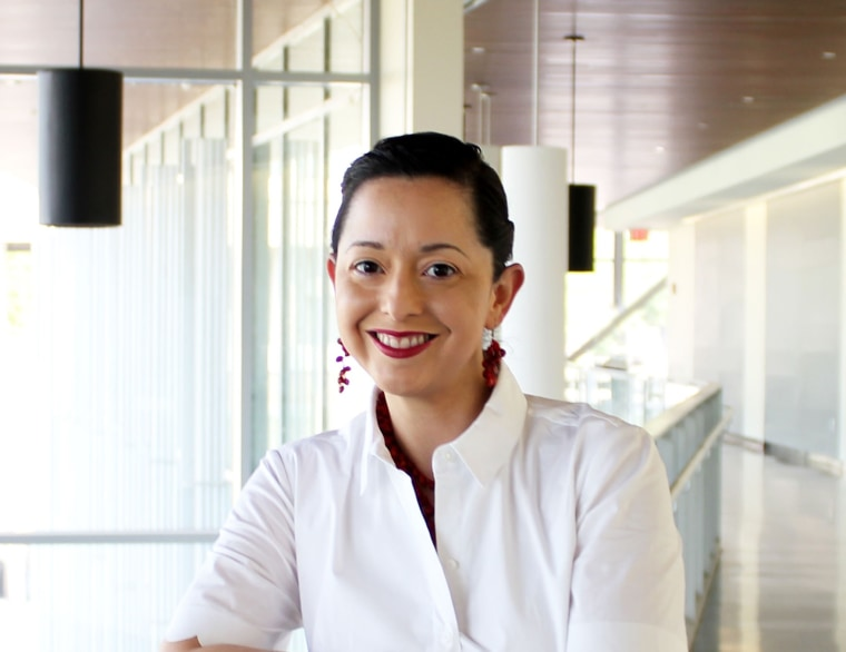 Angelica Maria Bernal, University of Massachusetts