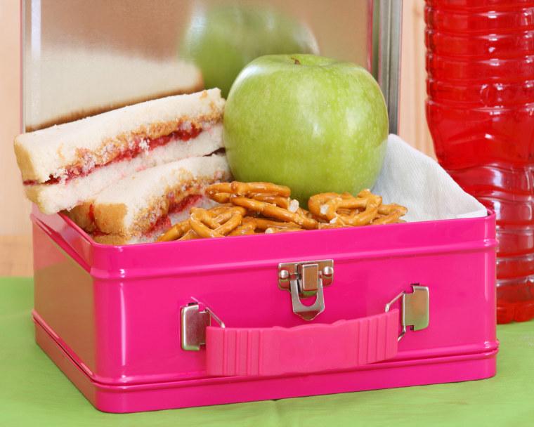 Lunchbox express - pink