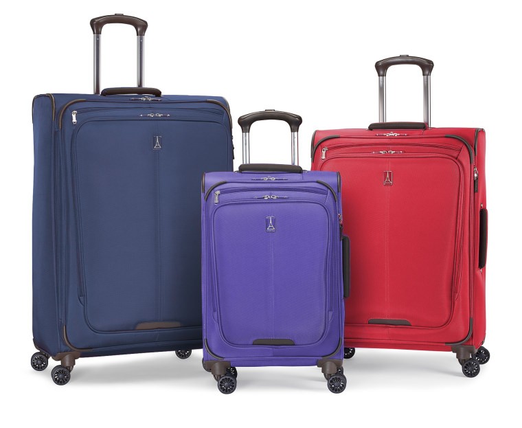 TravelPro 8-Wheel Dual Spinners Luggage