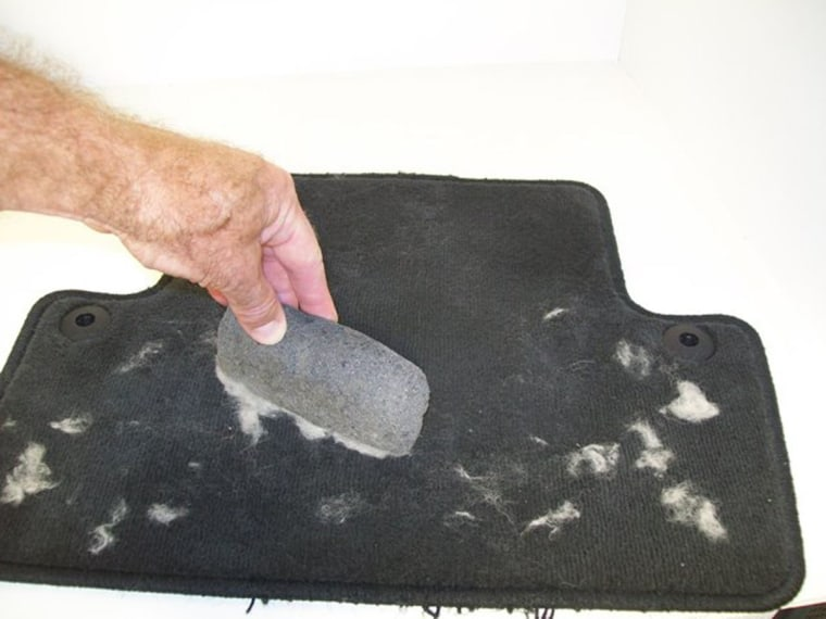 Pet Rock cleaning tool
