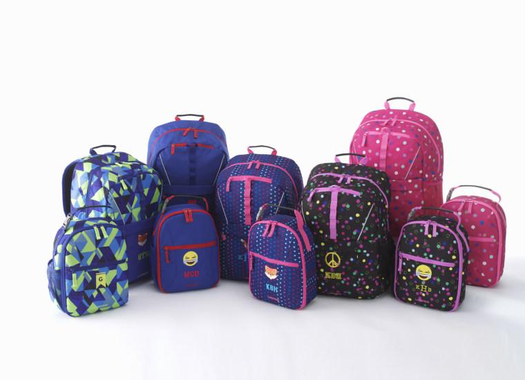 Lands' Ends backpacks