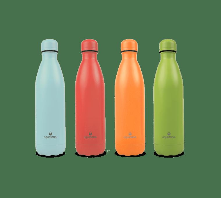 Aquasana Stainless Steel Bottles