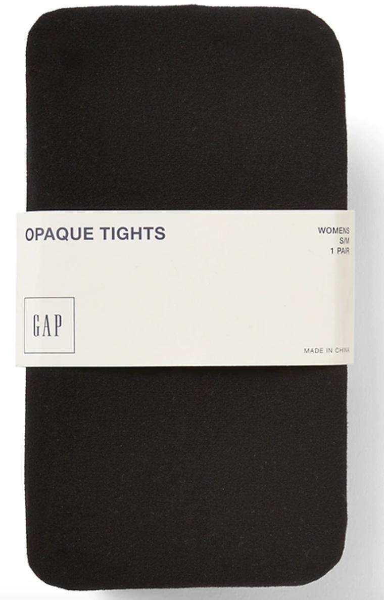 Gap Women's Opaque Tights