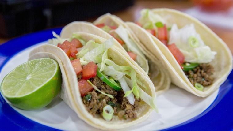 Ryan Scott's Ground Beef Tacos