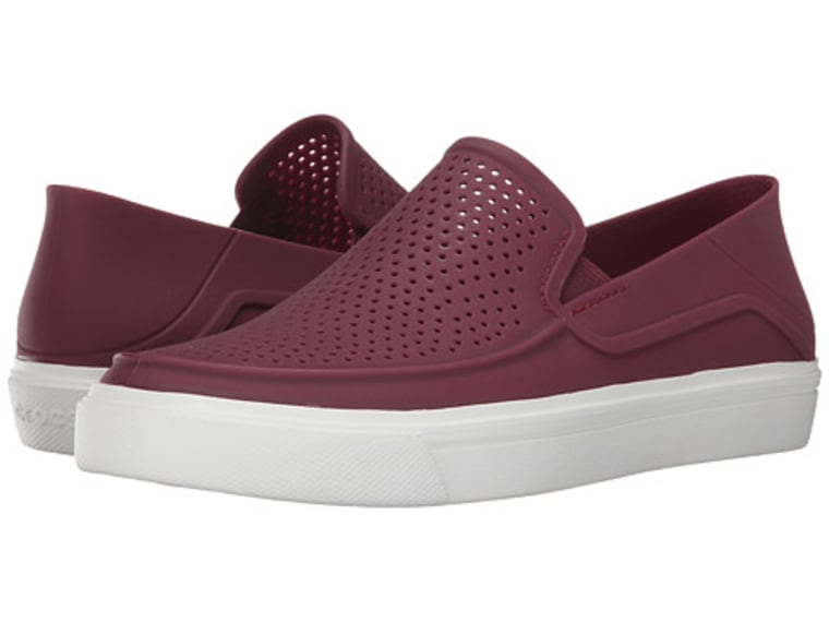Crocs slip-ons