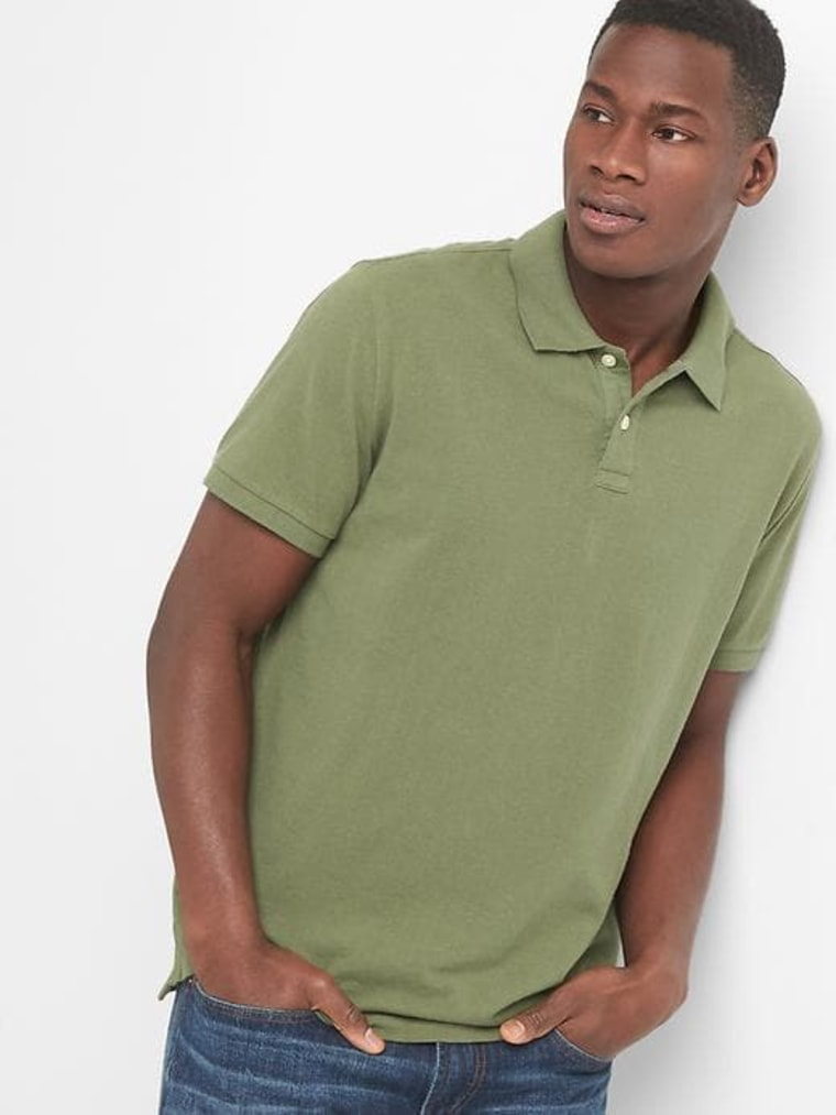 shopping, gap, polo, style, men's fashion