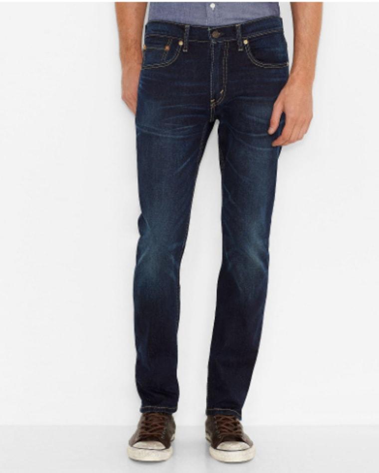 Levi's, Dillards, Jeans, shopping, men's clothes, fashion