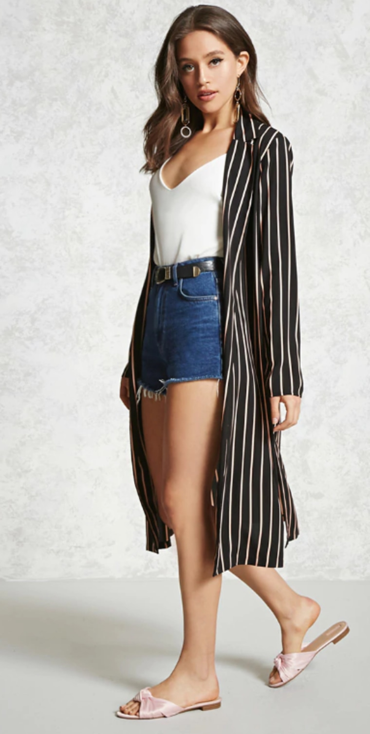 Duster, style, fall fashion, forever 21, celeb style, shopping