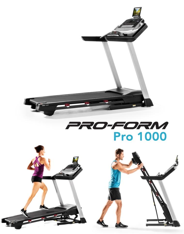 Pro 1000 Treadmill