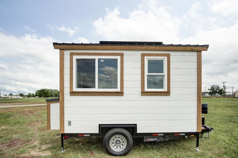 Modern Tiny Living, Nugget home, tiny homes