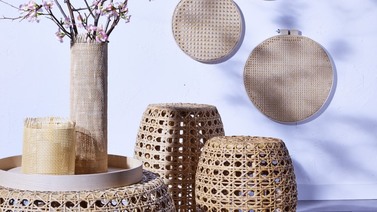 Wicker Candle Wraps