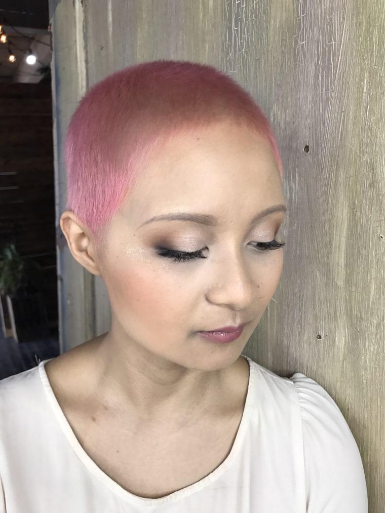 Scintilla Capalla, Kat Collett, makeover, cancer