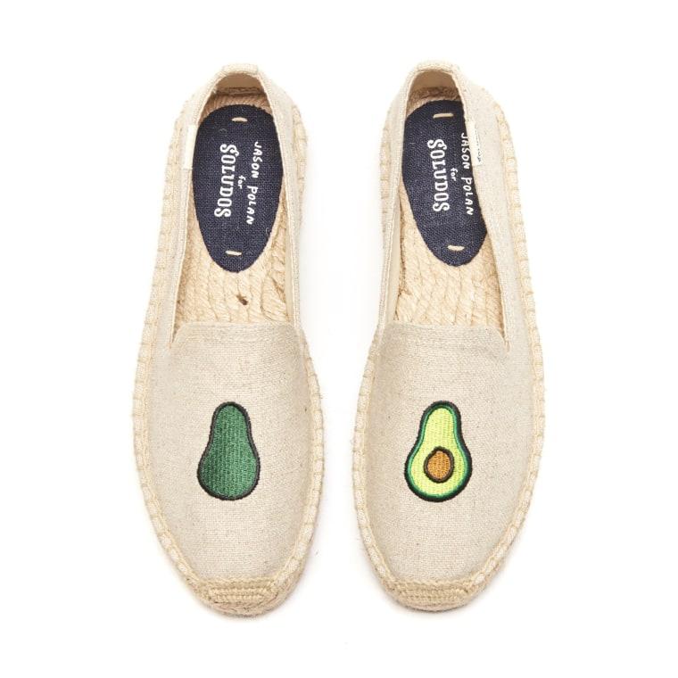 Avocado slipper
