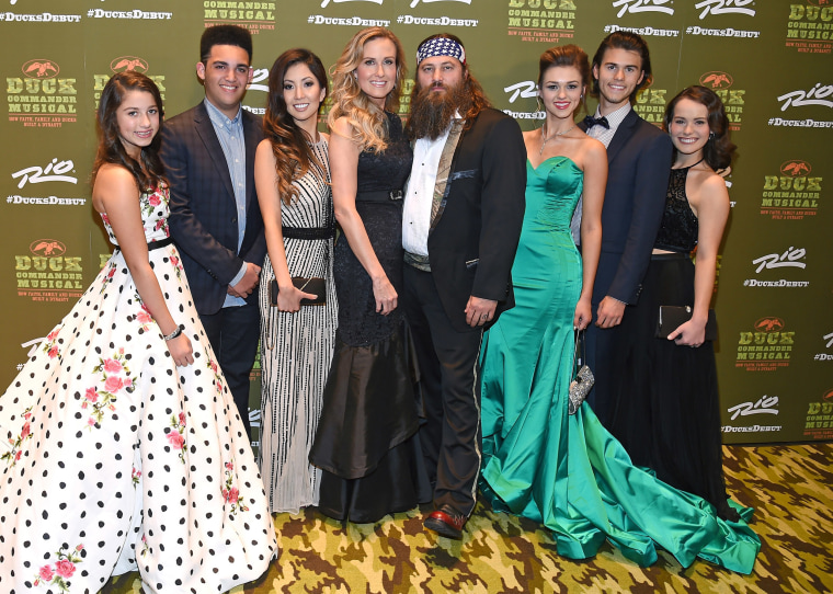 """Duck Commander Musical"" Premiere At The Rio In Las Vegas"