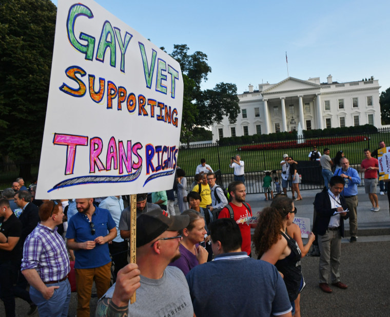 Image: FILES-US-MILITARY-TRANSGENDER-RIGHTS-LAWSUIT