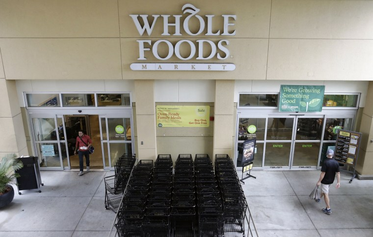 Image: Whole Foods Market, Amazon