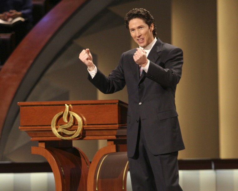 Image: Lakewood Church in Houston