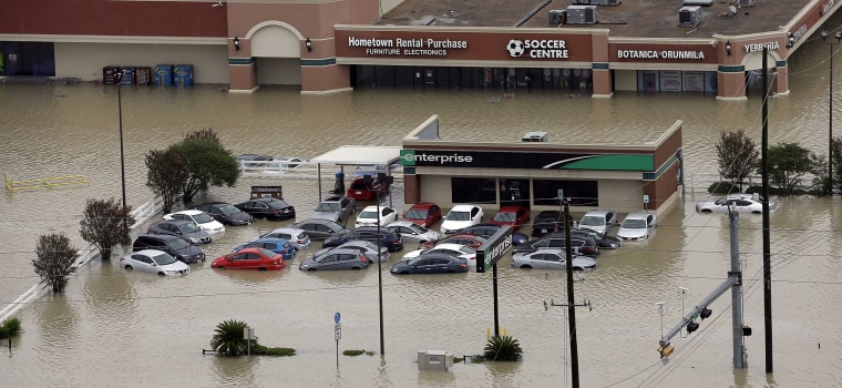 Image: Flooding in Texas