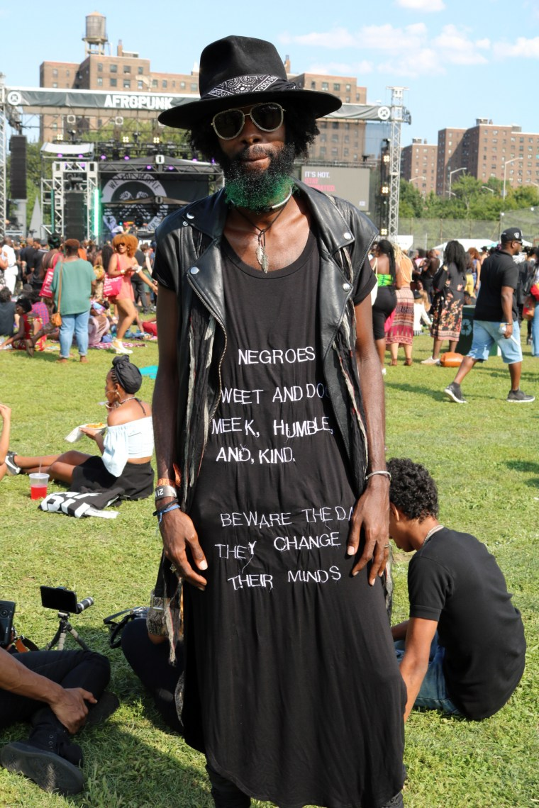 Image: London Bambi at Afropunk