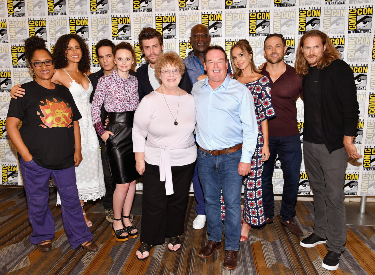 "Comic-Con International 2017 - ""Midnight, Texas"" Press Line"