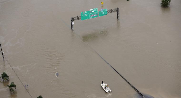 Image: I-10 Flooding