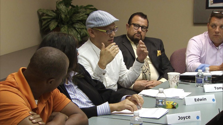 Image: Pittsburgh focus group