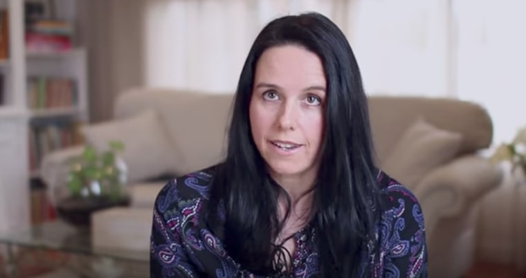 A still image from an Australian video ad campaign opposing same-sex marriage.
