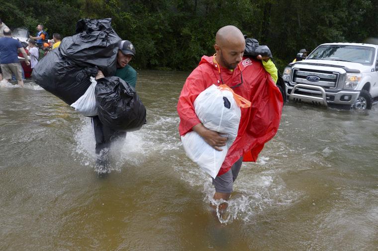 Image: Harvey Flooding