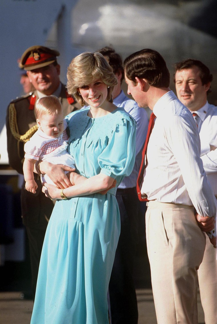Image: British Royal Tour of Australia - 1983