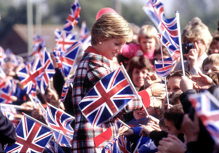 Image: 15 Years Since The Death Of Princess Diana Diana In Devon