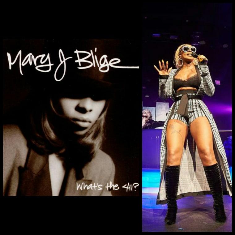 Image: Mary J. Blige