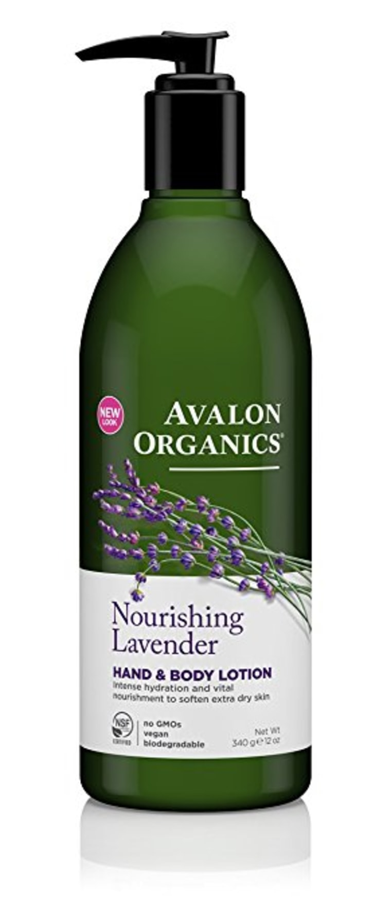Avalon Organics Lavender Hand & Body Lotion