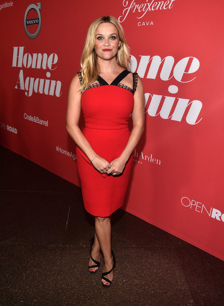 """Premiere Of Open Road Films' """"Home Again"""" - Red Carpet"""