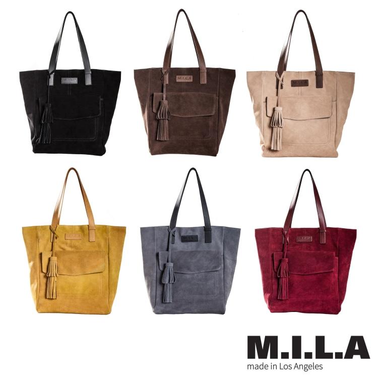 M.I.L.A handbags