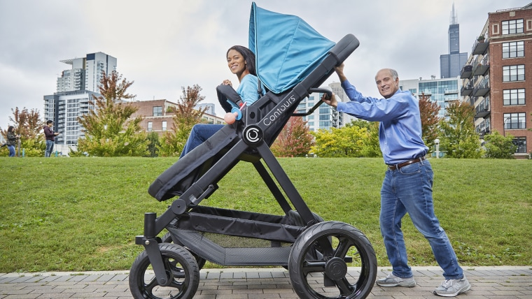 Tom Koltun - Largest Pram