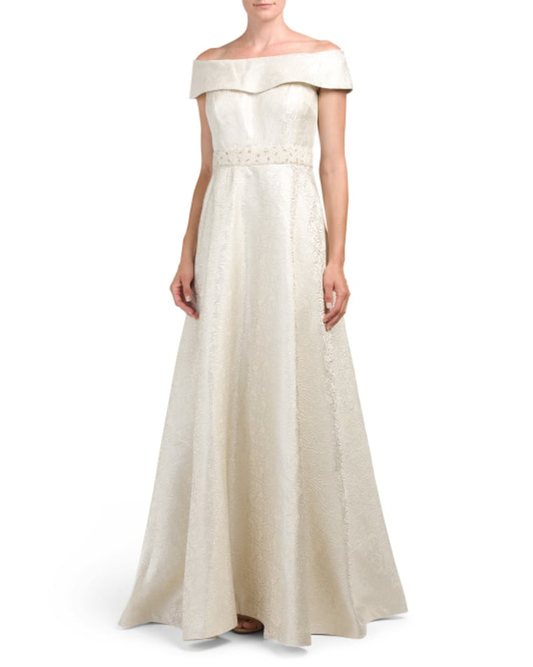 Were Saying I Do To TJ Maxxs New Wedding Shop - Tj Maxx Wedding Dress