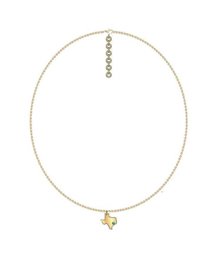 Texas Strong Necklace