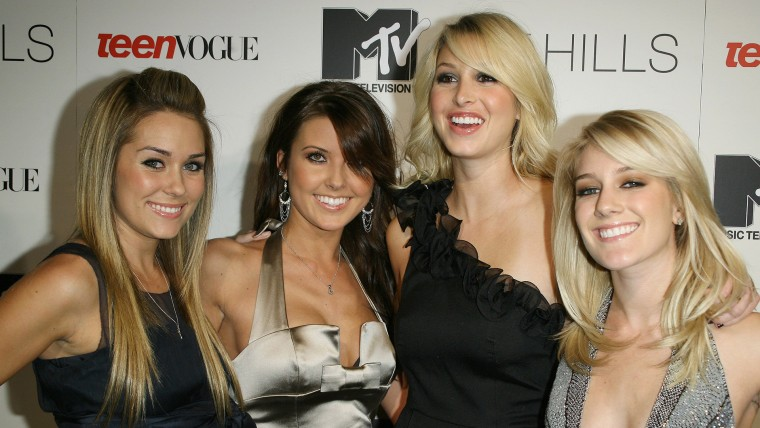 "Image: Launch Party to Celebrate the Second Season of the MTV Series ""The Hills"""